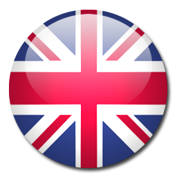 bandiera Inglese - English flag